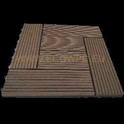 LSQD-02 Podlahová dlaždica - mozaika