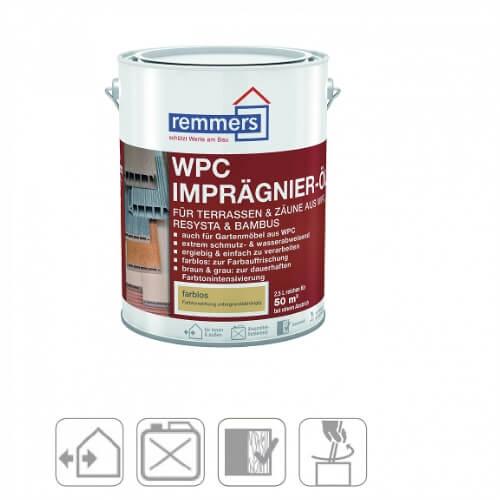 Impregnačný olej pre WPC (2,5 L)